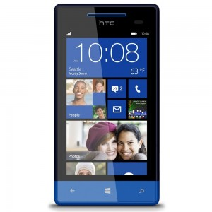 HTC-8S-Windows8- Mobile-Phone-Blue