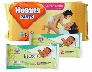 Huggies Diaper