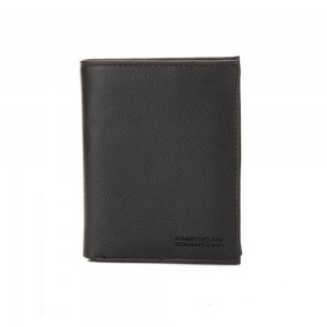 Large_American Tourister Men's Black Wallet - 15X009005