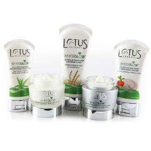 Lotus Herbals Whiteglow Skin Whitening Kit at 999 on HomeShop18 : Best E-Offer